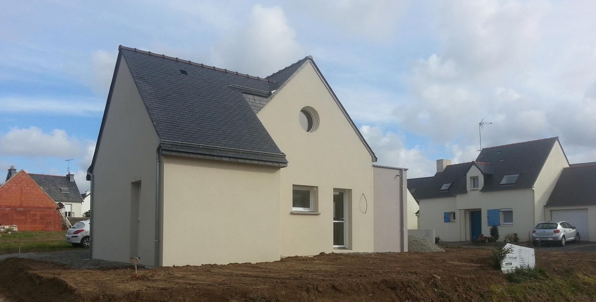 Constructeur de maisons individuelles lannion c tes d for Batisseur maison individuelle